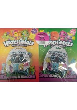 Zestaw Hatchimals. Przewodnik kolekcjonera 3-4