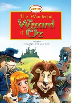 The Wonderful Wizard of Oz. Reader Level 2