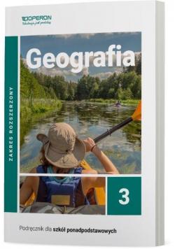 Geografia LO 3 Podręcznik ZR OPERON