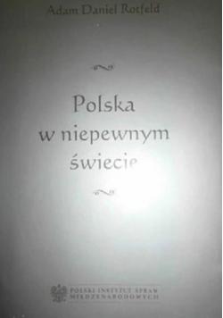 Polska w niepewnym świecie
