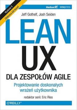 Lean UX dla zespołów Agile