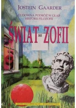 Świat Zofii Cudowna podróż w głąb historii filozofii