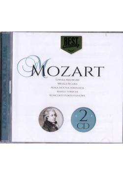 Wielcy kompozytorzy - Mozart (2 CD)
