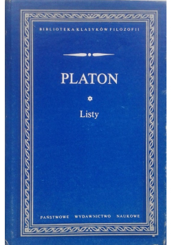 Listy Platona