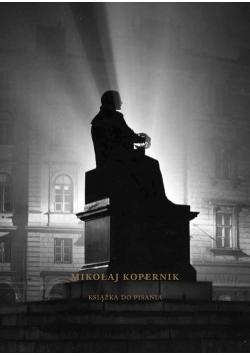 Mikołaj Kopernik Książka do pisania