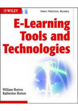 E lerning tools and technologies