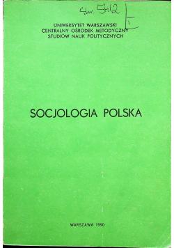 Socjologia polska