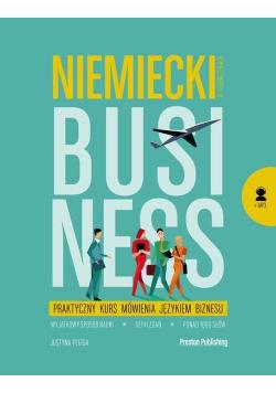 Niemiecki w tłumaczeniach. Business. Praktyczny kurs mówienia językiem biznesu