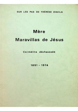 Mere Maravillas de Jesus