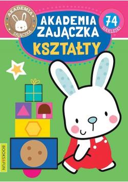 Akademia zajaczka Ksztalty