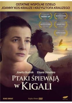 Ptaki śpiewają w Kigali DVD + książka