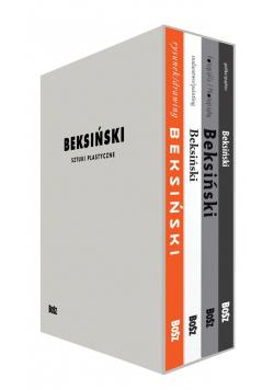 Pakiet: Beksiński. Sztuki plastyczne