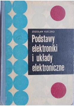 Podstawy elektroniki i układy elektroniczne