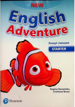 New English Adventure Starter