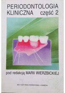 Periodontologia kliniczna część 2