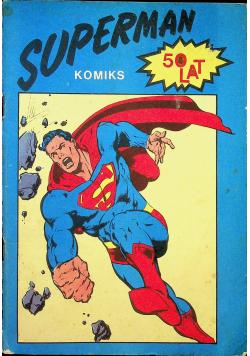 Superman 50 lat