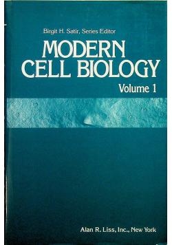 Modern cell biology tom I