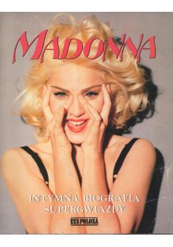 Madonna intymna biografia supergwiazdy