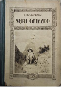 Sępie gniazdo 1922 r