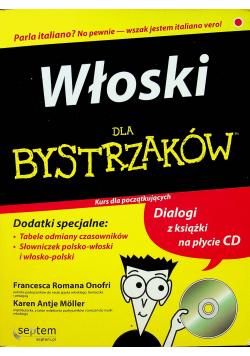 Włoski dla bystrzaków plus płyta CD