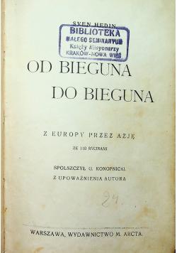Od bieguna do bieguna 1912 r