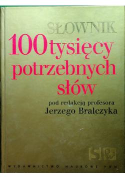 Słownik 100 tysięcy potrzebnych słów