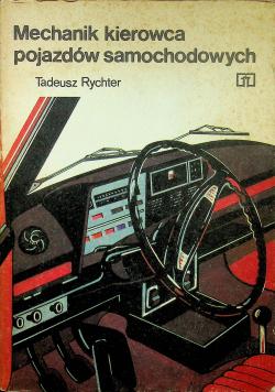 Mechanik kierowca pojazdów samochodowych