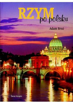 Rzym po polsku