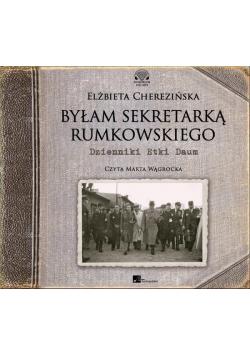 Byłam sekretarką Rumkowskiego Audiobook