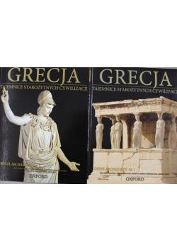 Grecja 2 tomy