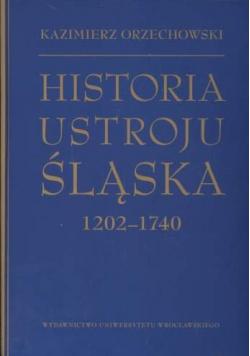 Historia ustroju Śląska 1202  1740