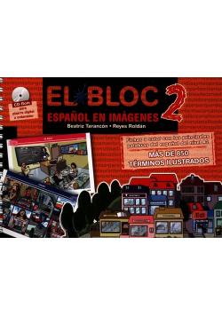 El Bloc 2 Espanol en imagenes + CD