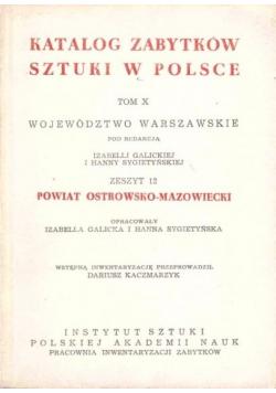 Powiat ostrowsko - mazowiecki