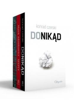Pakiet: Donikąd / Szepty / Surogat