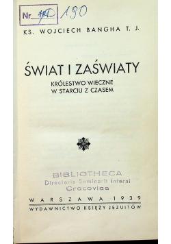 Świat i zaświaty 1939r