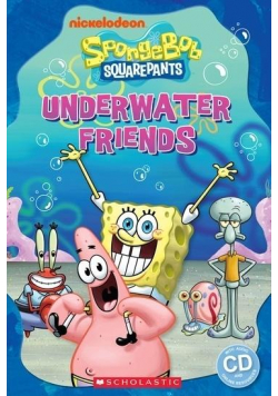 Underwater Friends. Reader Starter Level + CD