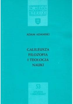 Galileusza filozofia i teologia nauki
