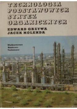 Technologia podstawowych syntez organicznych Tom II