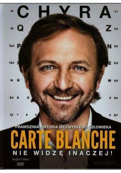 Carte Blanche DVD + książka