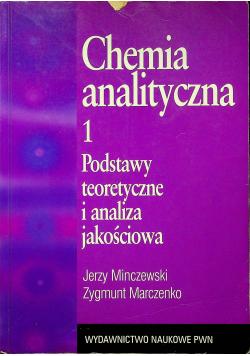 Chemia analityczna 1