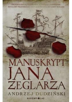 Manuskrypt Jana Żeglarza