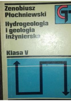 Hydrogeologia i geologia inżynierska klasa V