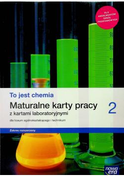To jest chemia Maturalne karty pracy  2