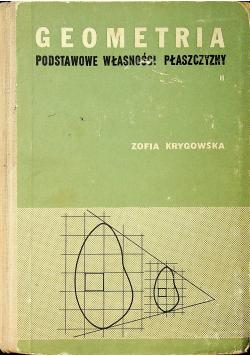 Geometria podstawowe własności płaszczyzny