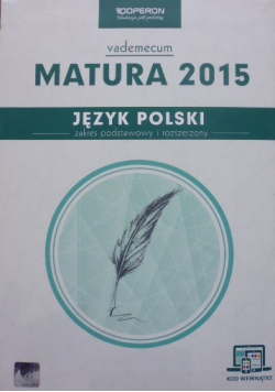 Matura 2015 Język Polski