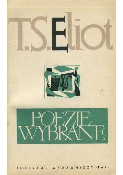 Eliot Poezje wybrane