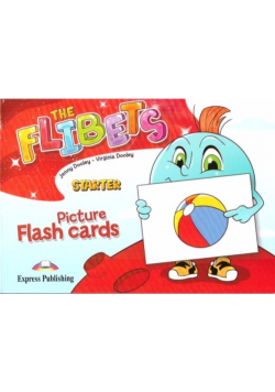 The Flibets Starter Flashcards