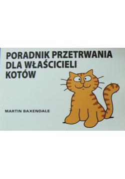 Poradnik przetrwania dla właścicieli kotów