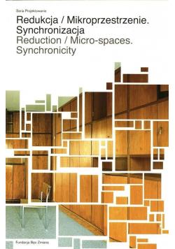 Redukcja/Mikroprzestrzenie. Synchronizacja