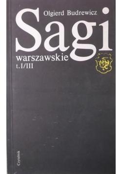 Sagi Warszawskie Tom I